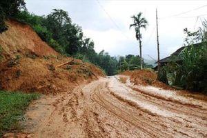 Thông tuyến Quốc lộ 40B nối Kon Tum - Quảng Nam sau hơn 1 tháng chia cắt