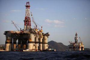 Giá dầu Brent ở châu Á giảm nhẹ