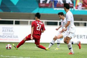 Tiền vệ Đức Huy: U23 Việt Nam sẽ hạ UAE, mang HCĐ về tặng người hâm mộ