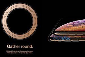 Những 'bí ẩn' đằng sau thư mời ra mắt iPhone 2018 của Apple