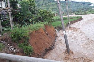 Sơn La: Hơn 27.000 hộ dân bị mất điện do mưa lũ