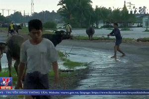 Myanmar khẩn trương khắc phục hậu quả vỡ đập