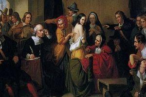 Người Trung cổ hành hình phù thủy khủng khiếp thế nào?