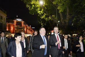 Ngoại trưởng Hoa Kỳ Michael R. Pompeo gửi lời chúc mừng nhân Ngày Quốc khánh Việt Nam