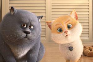 Phim hoạt hình hứa hẹn 'đốn tim' khán giả dịp nghỉ lễ 2/9: Mèo mập đi phượt