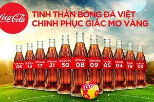 Coca-Cola gửi lời cổ vũ đến Olympic Việt Nam: Chiến thắng còn ở phía trước!