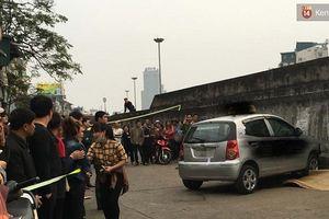 Hà Nội: Tài xế taxi tông chết bảo vệ giữ xe vì bị nhắc nhở