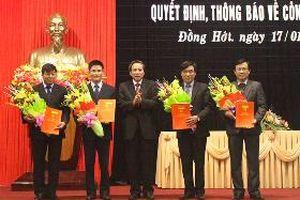 Quảng Bình thí điểm tổ chức khảo sát nhân sự dự kiến bổ nhiệm hoặc giới thiệu cán bộ ứng cử