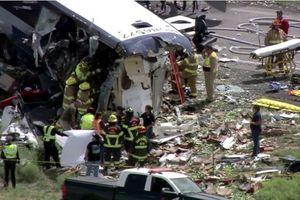 Tai nạn giao thông tại Mỹ khiến nhiều người thương vong