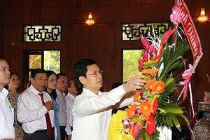 Nghệ An: Trang trọng Lễ giỗ lần thứ 49 Chủ tịch Hồ Chí Minh