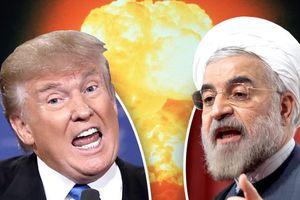 Iran cảnh báo sẽ không để một giọt dầu nào đi qua eo biển Hormuz