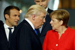 'Liên minh' Pháp - Đức đã đến lúc muốn chống lại Mỹ?