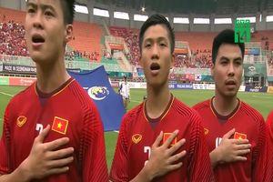 Báo chí quốc tế tin tưởng Việt Nam giành HCĐ tại Asiad 2018