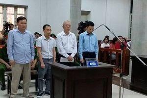 Tuyên án các cựu sếp của PVTEX