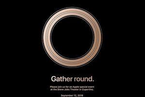 Apple chính thức gửi thư mời sự kiện đặc biệt ra mắt iPhone mới