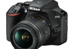 Nikon ra mắt máy ảnh DSLR phổ thông D3500