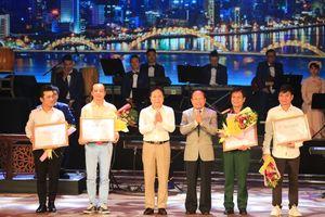 Bế mạc Liên hoan Ca Múa Nhạc toàn quốc 2018 đợt 2