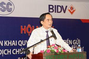 Vì sao Phó Tổng Giám đốc BIDV thôi chức?
