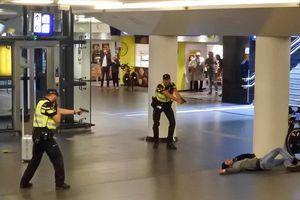 Hà Lan: Cảnh sát bắn thương và bắt giữ thủ phạm tấn công bằng dao tại thủ đô Amsterdam