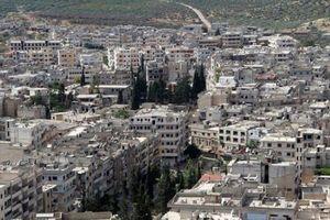 Trận chiến Idlib có thể là giai đoạn tiếp theo của cuộc chiến ở Syria