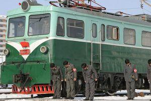 Mỹ ngăn chặn dự án xây dựng đường sắt kết nối Triều Tiên - Hàn Quốc