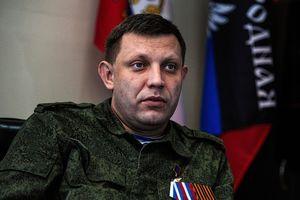 Nga: Việc sát hại thủ lĩnh phe ly khai Ukraine làm suy yếu thỏa thuận hòa bình