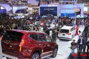 Cuối năm 2018, khách Việt tha hồ mua ô tô nhập khẩu