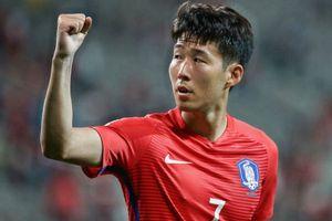Son Heung-min hừng hực khí thế trước trận đấu quan trọng nhất cuộc đời