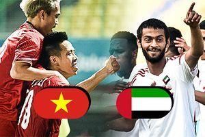 So sánh Olympic VN và Olympic UAE: Niềm tin vào Quang Hải, Công Phượng