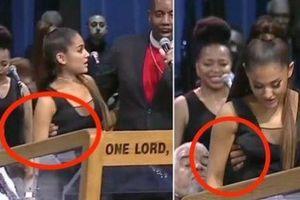 Mục sư 60 tuổi xin lỗi sau cáo buộc sàm sỡ Ariana Grande tại lễ tang