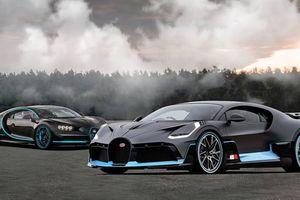Divo và Chiron - hai 'quái vật siêu xe' của Bugatti