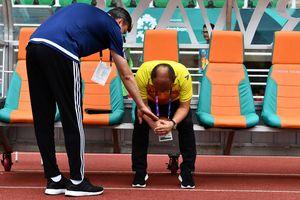 HLV Mai Đức Chung: 'Thất bại để Olympic Việt Nam phấn đấu hơn'