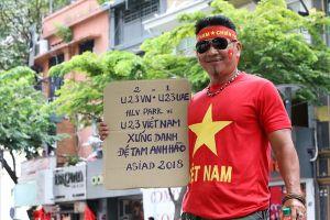 Tranh HCĐ ASIAD 18: Cổ động viên TPHCM tin U23 Việt Nam xứng đáng 'đệ tam anh hào'