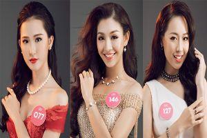 Thí sinh Hoa hậu Việt Nam khoe sắc với trang sức tiền tỉ