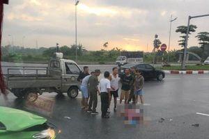 Tin tức tai nạn giao thông nóng nhất 24h: Bị taxi húc văng xa, 2 vợ chồng tử vong tại chỗ