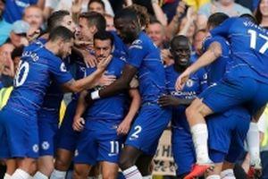 Thắng Bournemouth 2-0, Chelsea cùng Liverpool dẫn đầu