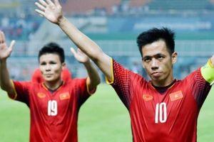 Olympic Việt Nam vs Olympic UAE (15 giờ ngày 1.9): Quyết chẳng về tay không