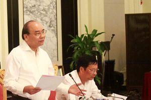Thủ tướng khen Quảng Ninh giỏi như tiền đạo đội Olympic Việt Nam