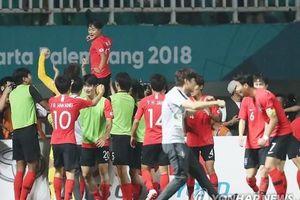 Olympic Hàn Quốc bảo vệ thành công HCV ASIAD, Son Heung-min được toại nguyện