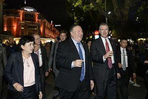 Ngoại trưởng Mỹ: Người Việt có nhiều điều để tự hào về nước mình