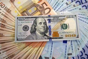 Tỷ giá ngoại tệ 1/9: USD tăng kỷ lục, đồng EUR, bảng Anh giảm sâu