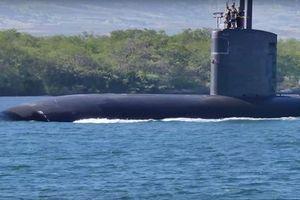 Tàu ngầm hạt nhân Mỹ tiến vào Địa Trung Hải, Syria 'căng như dây đàn'