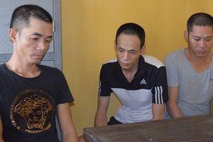 Nhóm đối tượng chuyên trộm cắp xe máy liên tỉnh sa lưới
