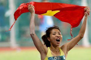 Đội điền kinh kết thúc ASIAD với thành tích 5 huy chương ấn tượng