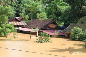Công điện khẩn tăng cường khắc phục hậu quả lũ lụt của UBND tỉnh Nghệ An