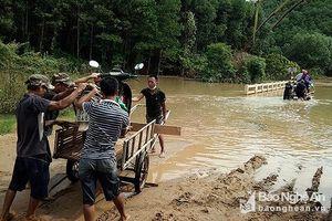 Công điện khẩn về ứng phó với lũ trên sông Cả