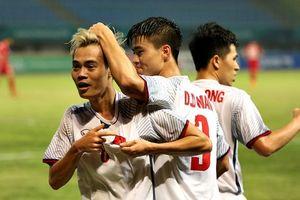 Tranh HCĐ Asian Games: Vì tương lai bóng đá Việt