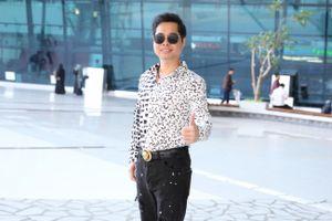 Ngọc Sơn hoãn show diễn để sang Indonesia cổ vũ Olympic Việt Nam, hứa thưởng hơn 100 triệu đồng