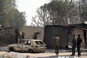 Phiến quân Boko Haram sát hại ít nhất 30 binh sỹ Nigeria