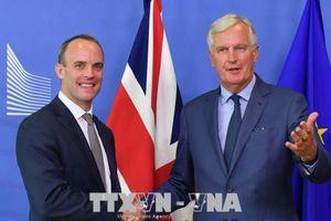 EU và Anh lạc quan về triển vọng sớm đạt thỏa thuận 'ly hôn'